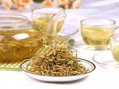 金银花的食用禁忌