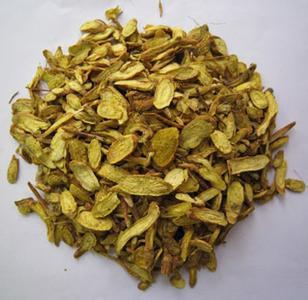 黄芩的副作用