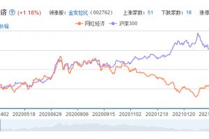 网红概念股票分析一览