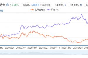 杭州亚运会概念股票分析一览