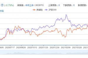 供销社概念股票分析一览