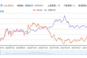 SAAS概念股票分析一览