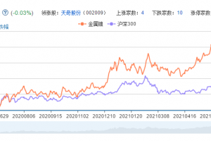金属镍概念股票分析一览