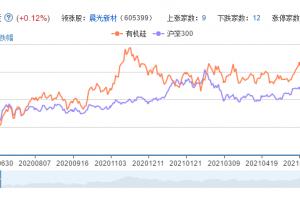 有机硅概念股票分析一览