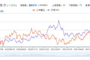 小米概念股票分析一览