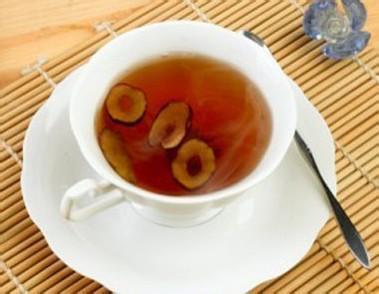 橘络红糖茶