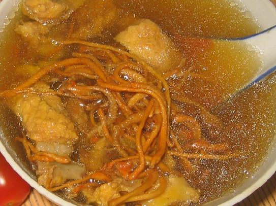 橘红瘦肉汤