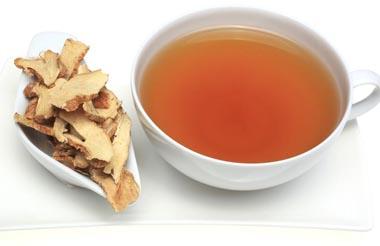 首乌防脱茶