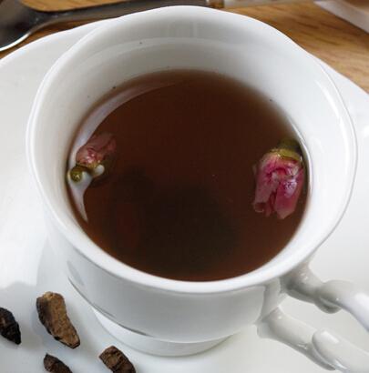 玫瑰香附茶