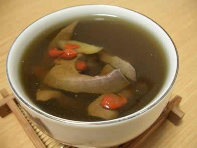 玫瑰香附猪肝汤