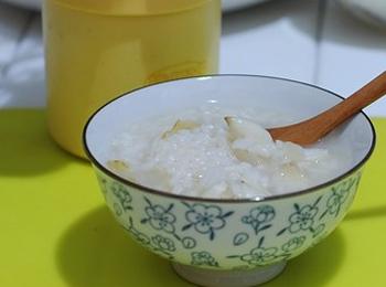 百合玉竹粥