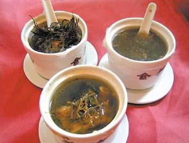 黄柏升麻汤