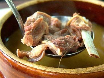黄芪牛肉汤