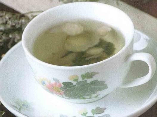 桔梗甘草茶