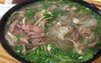桔梗牛杂汤