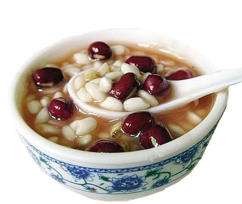 麻<a href=http://www.zhongyaoyi.com/t/huanglian/ target=_blank class=infotextkey>黄连</a>翘赤小豆汤