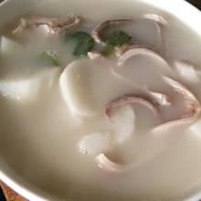 白芍猪肚汤