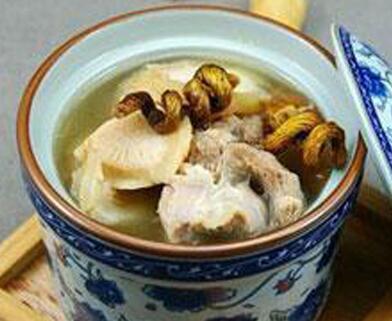 白芍石斛瘦肉汤