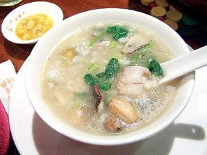 白芍麦枣粥