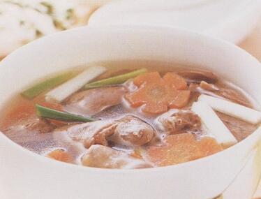 远志菖蒲鸡心汤