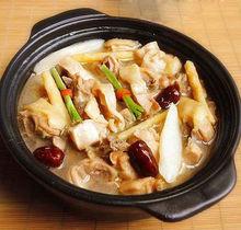 沙参淮山炖鸡汤