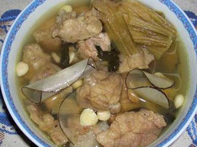 秦艽桑枝煲老鸭
