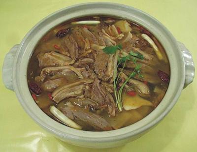 菟丝子狗肉汤