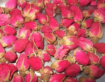 中药材玫瑰花图片